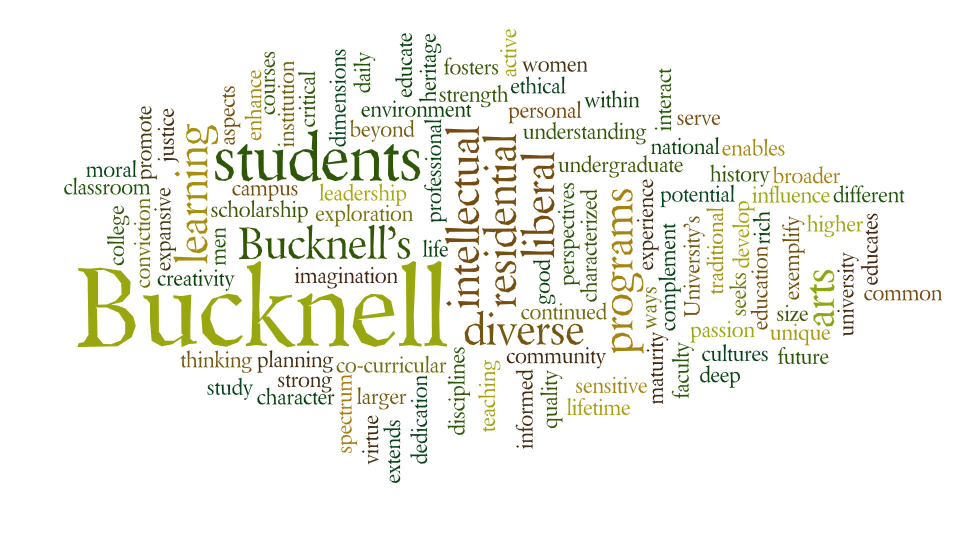 Bucknell Mission Statement